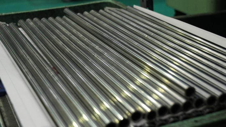 シャフト加工など金属切削加工に用いられる材料(素材)と条件