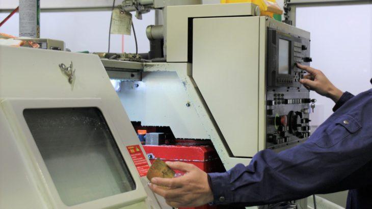 NC自動旋盤等、精密シャフト加工などに使用する弊社保有器材のご紹介